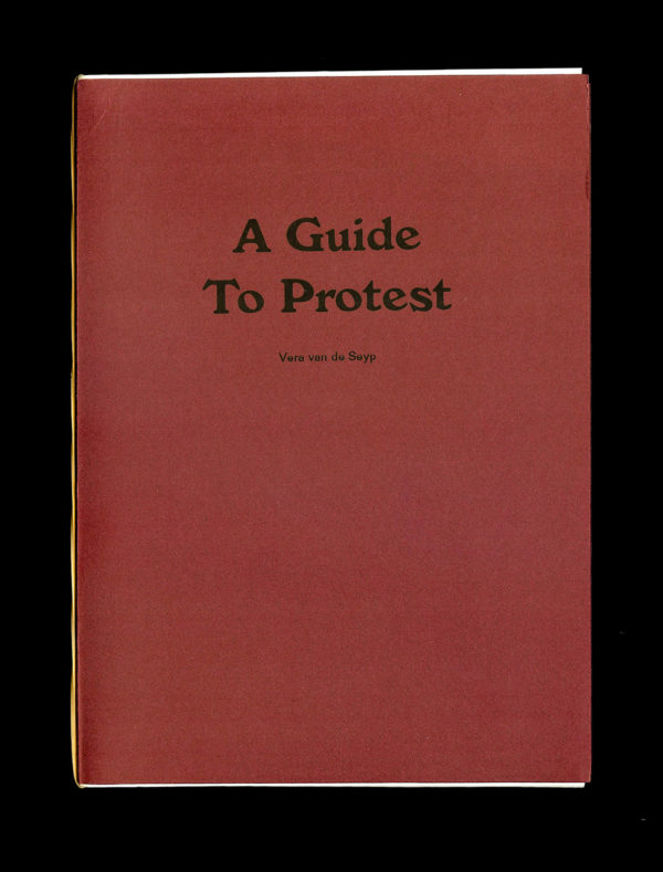A Guide To Protest